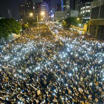 Are the Hong Kong protests a 21st century Tiananmen Square?