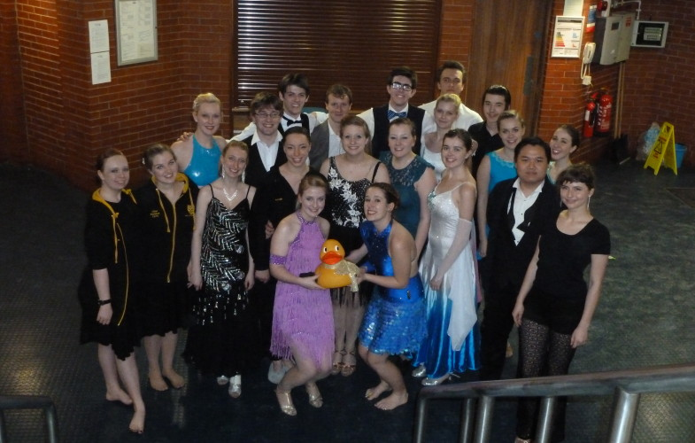 York Dancesport does Sheffield 2015!