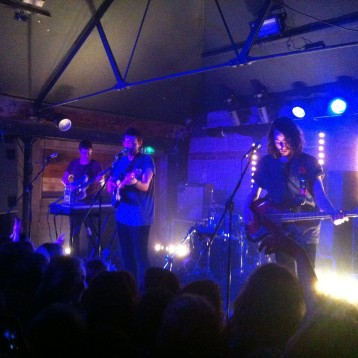 Review: Little Comets, Fibbers