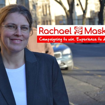 Interview with Rachael Maskell