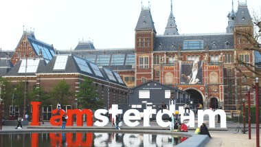 The ultimate student holiday to Amsterdam
