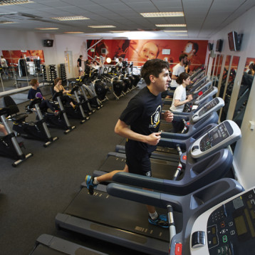 New Machines at York Sports Centre