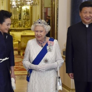 An analysis of the Chinese state visit