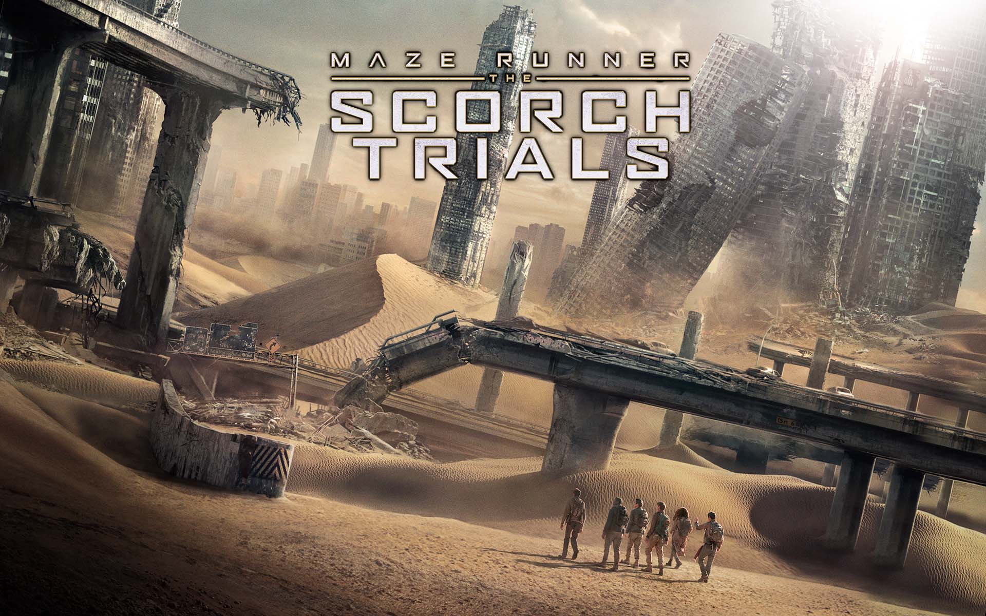 Review: Maze Runner: The Scorch Trials