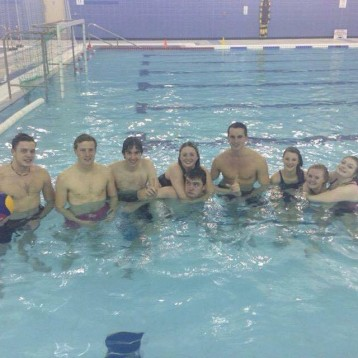 One Day Tournament: college water polo results