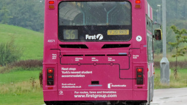 Swift triumph for student union as First returns No. 56 Bus