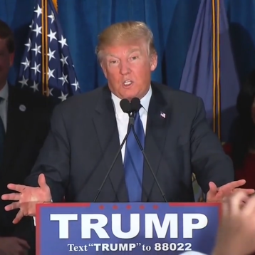 Trump and Sanders defeat nomination rivals in New Hampshire