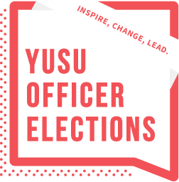Full List of 2016 Candidates for YUSU Officer Elections