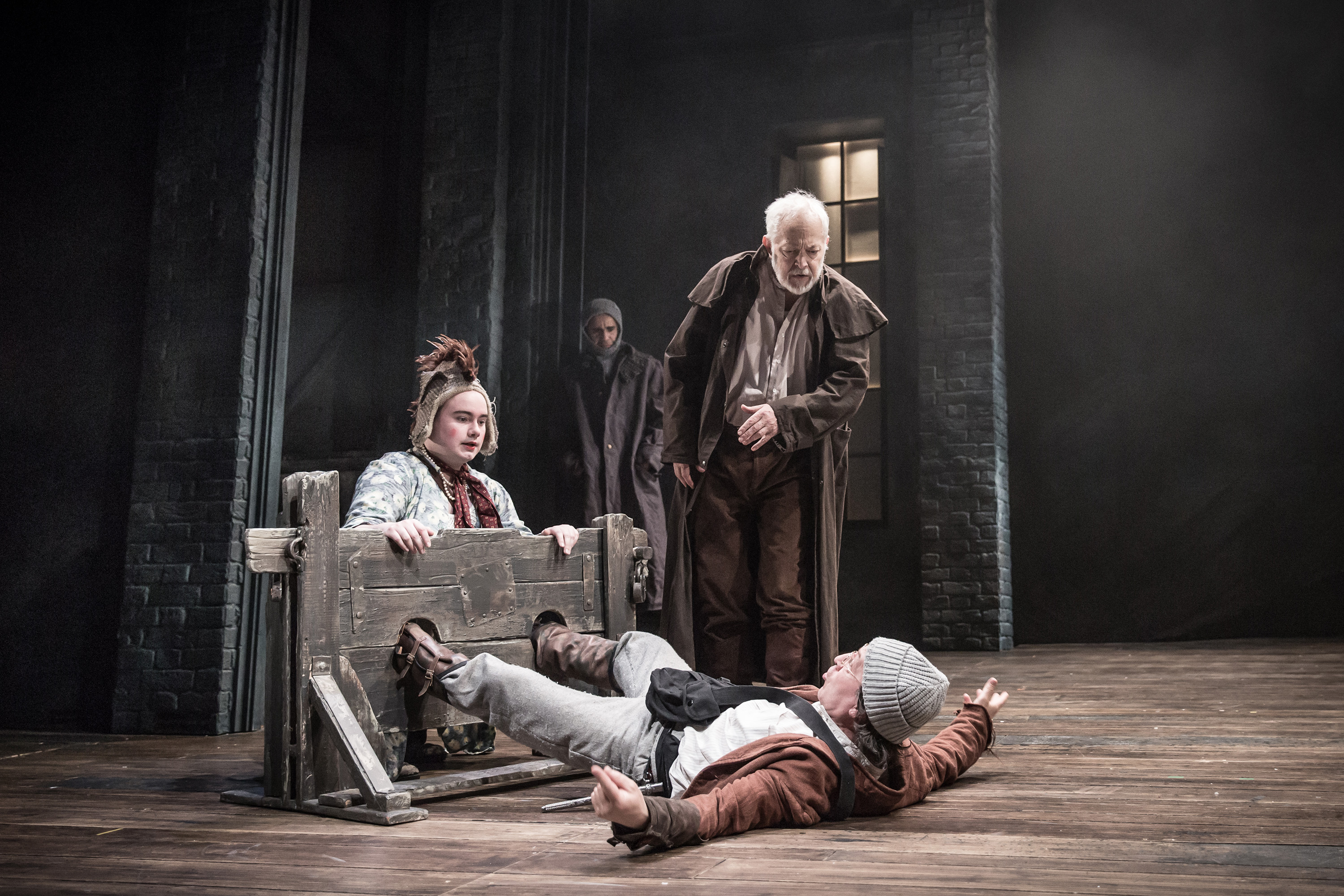 king lear s folly Carolyn s french mong shakespeare's acknowledged poetic  masterpieces, king lear has always been the most maligned as a play for the  stage.